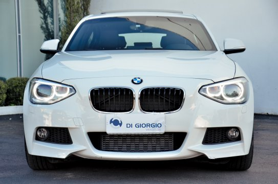 BMW 125 M SPORT ACTIVE FLEX 2.0TB - 2013/2014