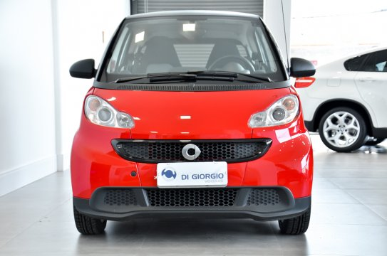 SMART FORTWO MHD - 2013/2014